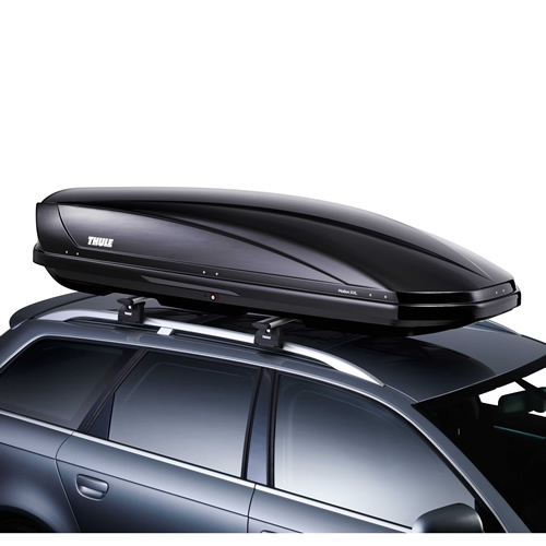 Thule Motion 900 Roof Box Hire - Berkshire County Trailers